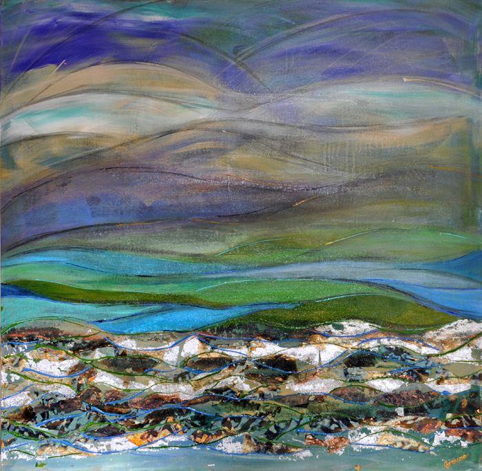 Expansive by Grahame Morgan-Watson