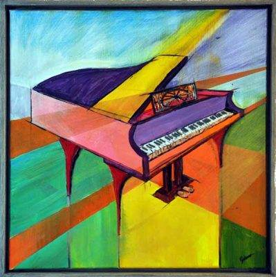 Improvisation by Grahame Morgan-Watson 800